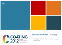 Beyond Powder Coating Presentation Screenshot